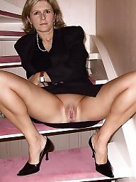 Blonde mature, Upskirt mature, Blonde milf, Mature blonde, Milf upskirt, Upskirt stockings