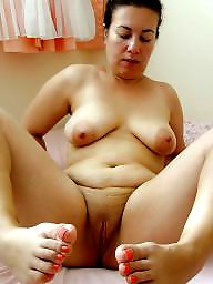 Mature, Mom, Fat, Fat mature, Spreading, Milf