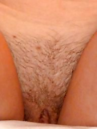 Housewife, Hairy amateur mature