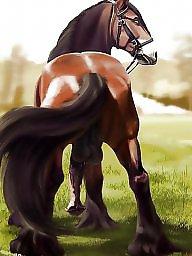 Cartoon, Toons, Pony
