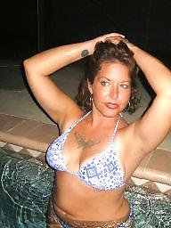 Pool, Big boobs, Pools