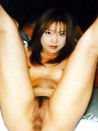 Hairy asian, Striptease