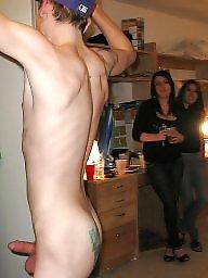 Lesbian, Public nudity