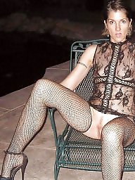 Fishnet, Old and young, Young and old, Seethrough, Young old