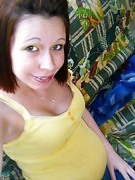Pregnant, Cute teen, Amateur pregnant