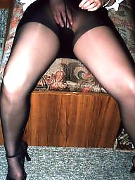 Pantyhose, Strip, Tights, Uk wife, Amateur pantyhose