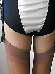 Nylon, Nylons, Tanned
