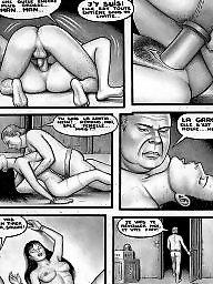 Cartoon, Anal cartoon