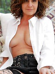 Carol, Mature nipples, Nipple