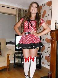 Dress, Funny, Dressed, Babe, Slut dress