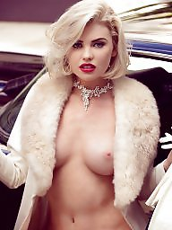 Sexy, Gorgeous, Blonde, Ripe, American