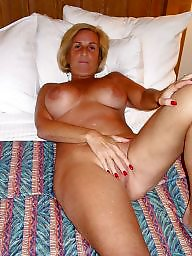 Grandma, Granny boobs, Grandmas, Blonde, Blonde mature, Big granny