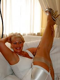 Mature stockings, Sexy mature, Mature mix, Sexy milf