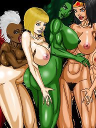 Sex cartoons