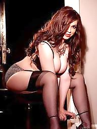Stockings, Lingerie, Curvy, Curvy stockings
