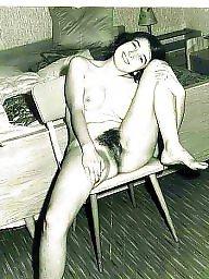 Woman, Hairy amateur