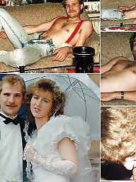 German, Housewife, German milf, Vintage amateur, Collage, German amateur