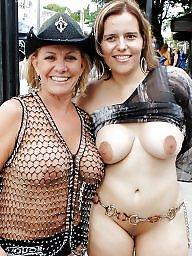Fantasy fest, Fantasy, Florida, Public boobs, Public nudity, Fantasy boobs