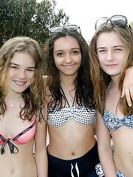 French, French teen, Voyeur teen, French amateur