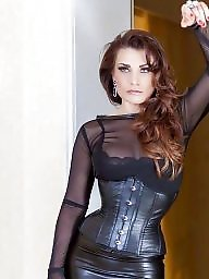 Leather, Dressing, Dresses