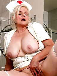 Granny boobs, Nurse, Mature, Hot granny, Big granny, Mature granny