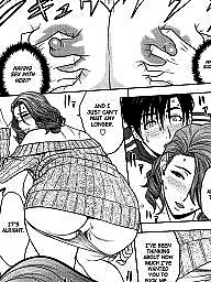 Hentai, Twins, Manga, Compilation, Twin, Hentai milf