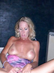 Blonde, Kinky, Blond wife, Blonde milf