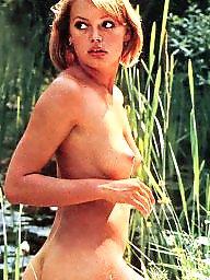 Aged, Golden, Vintage amateur, Nudes