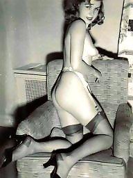 Lady, Vintage amateurs