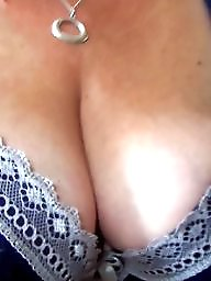 Natural, Big tits, Wifes tits, Used, Nature