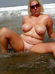 Beach, Mature beach, Beach mature, Bbw beach
