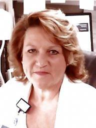 Granny, Voyeur mature