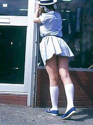 Vintage, Retro, White panties, Punished, Vintage bdsm, Punishment