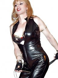 Boots, Leather, Latex, Pvc, Mature porn, Mature pvc