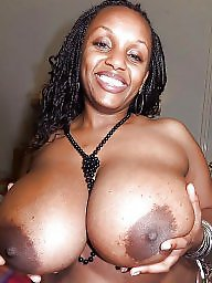 Ebony tits, Titties