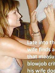 Captions, Blowjob, Wife, Milf captions, Wife captions, Milf caption