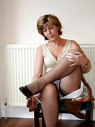 Uk mature, Mature stocking, Mature uk