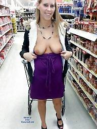 Mature slut, Shopping, Shop, Slut mature