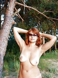 Russian mature, Russian, Mature tits, Mature russian