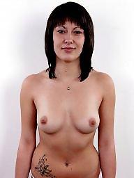 Piercing, Pierced, Compilation, Pierced nipples
