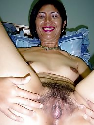 Asian, Pussy, Hairy, Chinese, Hairy pussy, Amateur hairy