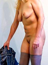 Jeans, Mature milf, Jeans mature