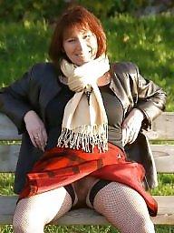 Beautiful, Beautiful mature, Stockings mature