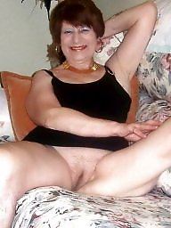 Spreading, Granny, Mature spreading, Wet, Granny pussy, Granny mature