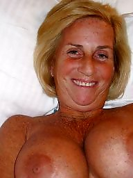 Grandma, Granny boobs, Blonde, Grandmas, Big granny, Blonde mature