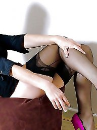 Heels, High heels, Tease, Teasing, High