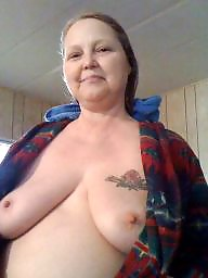 Old mature, Mature boobs