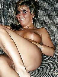 Sexy milf, Brunette milf