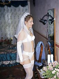 Bride, Brides, Used, Amateurs, Public flash