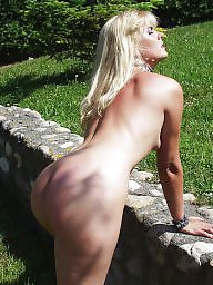 Coco, Web, Exposed, Garden, Coco slut